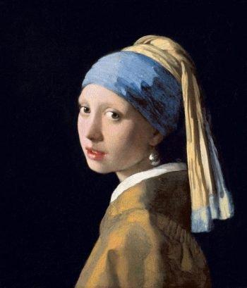 Johannes Vermeer, Het meisje met de parel, ca. 1665-1667