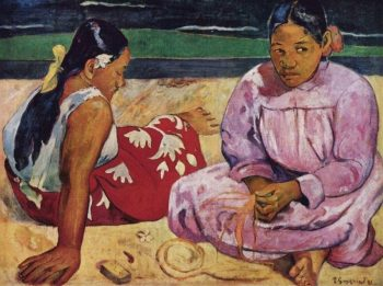 Paul Gauguin, Vrouwen in Tahiti, 1891