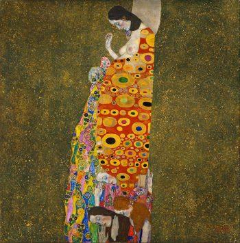 Gustav Klimt, Hope II, 1907-1908