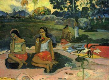 Paul Gauguin, Het heerlijke mysterie, 1894