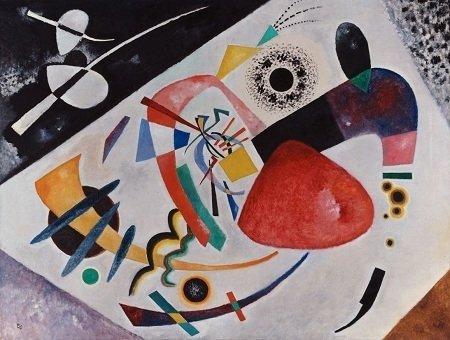 Kandinsky, Rode vlek II