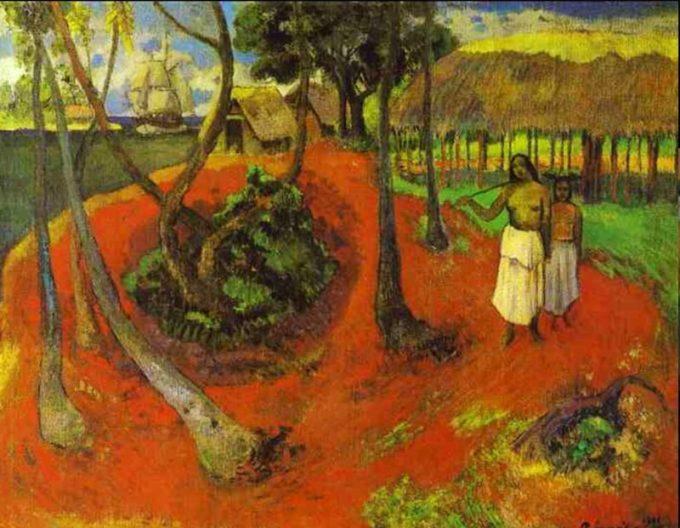 Paul Gauguin, Idylle op Tahiti, 1901