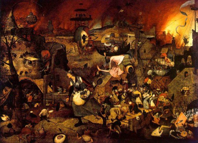 Pieter Bruegel de Oude, Dulle Griet, 1563