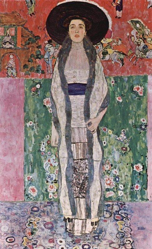 Gustav Klimt, Adele Bloch-Bauer 2
