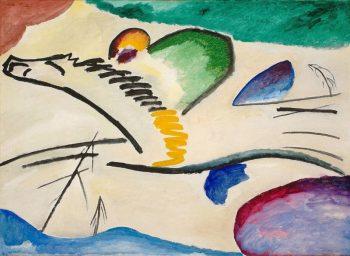 Kandinsky, Lyrisches