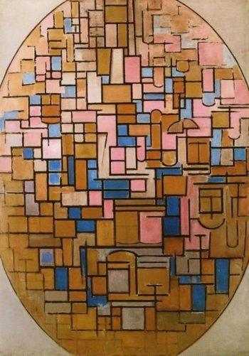 Piet Mondriaan, Tableau 3, 1914