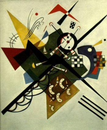 Kandinsky, On white II