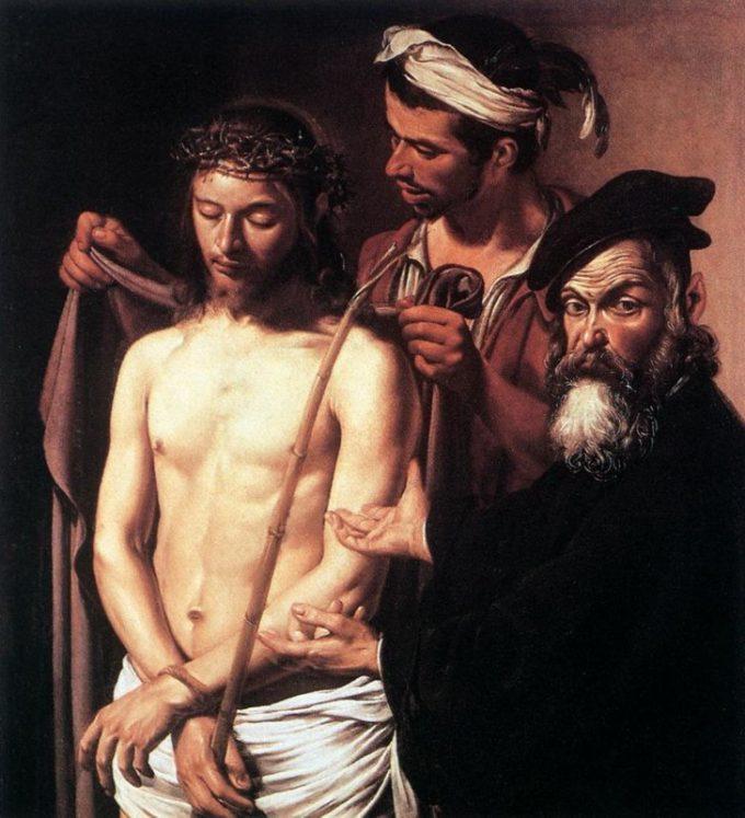 Michelangelo Merisi da Caravaggio, Ecce Homo, 1605