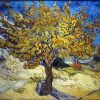 Vincent van Gogh, Moerbeiboom, 1889