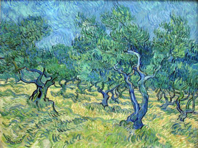 Op zoek naar Vincent van Gogh, Olijfgaard, 1889? Kijk vooral eens bij ons voor de opties!