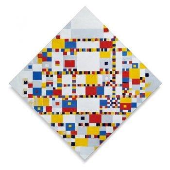 Piet Mondriaan, Victory Boogie Woogie, 1942-1944