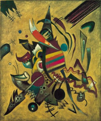 Wassily Kandinsky, Points, 1920