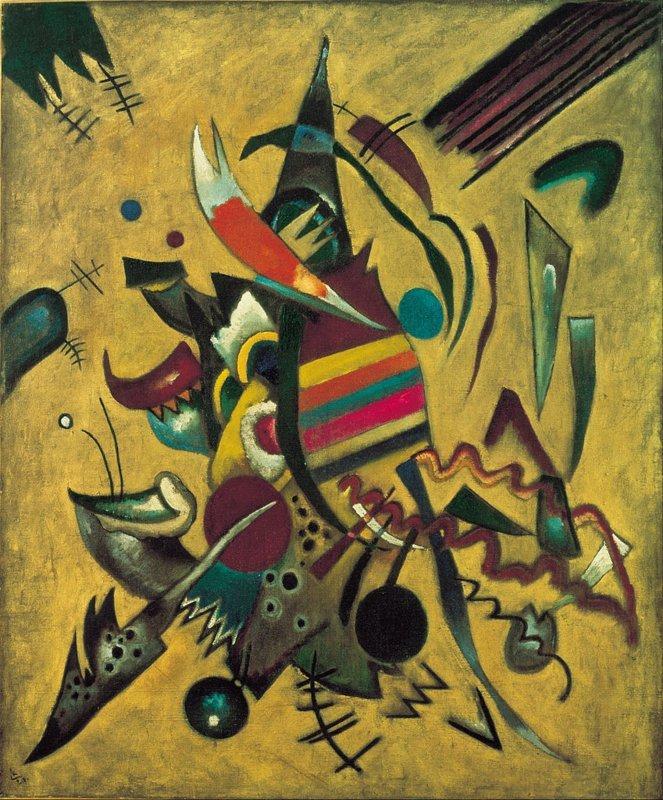 Wassily Kandinsky, Points, 1920