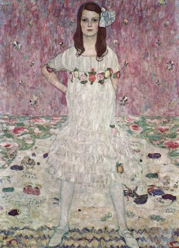Gustav Klimt, Mäda Primavesi, 1912