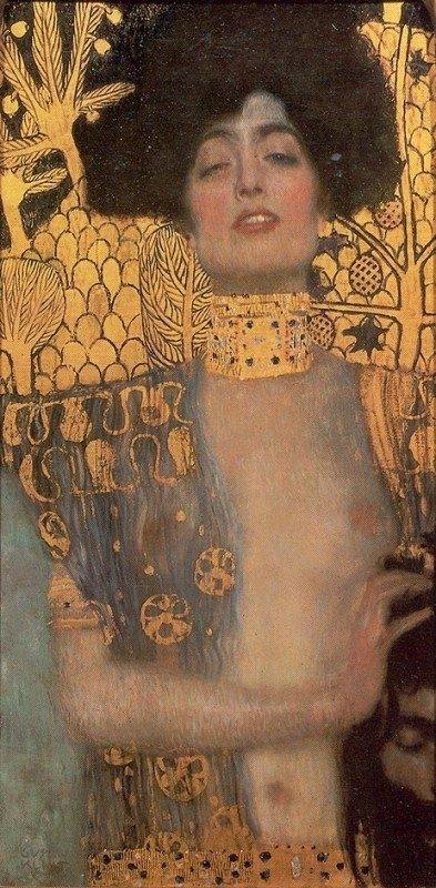 Gustav Klimt, Judith I