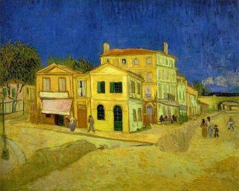Vincent Van Gogh, Het gele huis (La Maison jaune), 1888