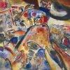 Wassily Kandinsky, Kleine genoegens, 1913