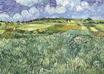 Vincent van Gogh, Korenvelden 2, 1888