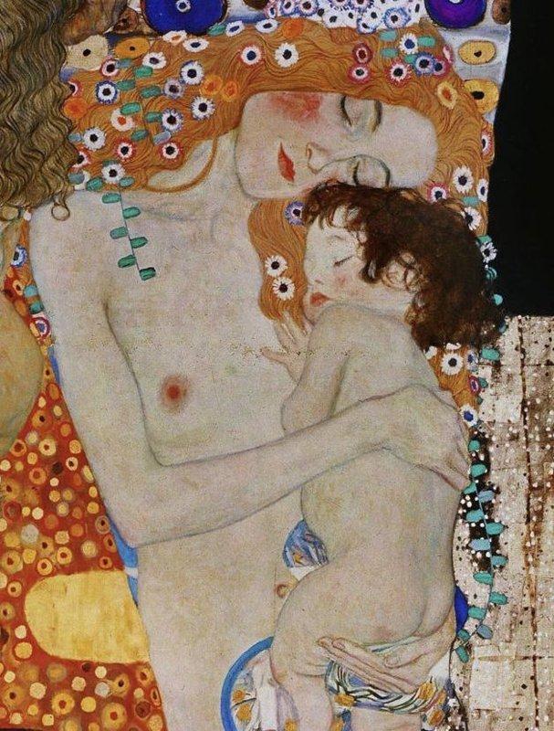 Gustav Klimt, Moeder en kind