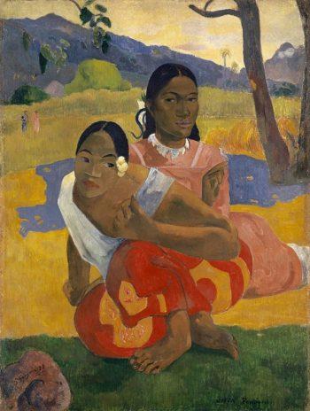 Paul Gauguin, Nafea Faa Ipoipo? (Wanneer ga je trouwen?), 1892