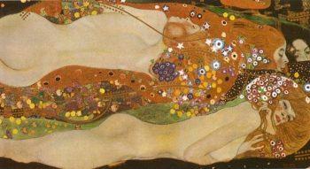 Gustav Klimt, Waterslangen 2