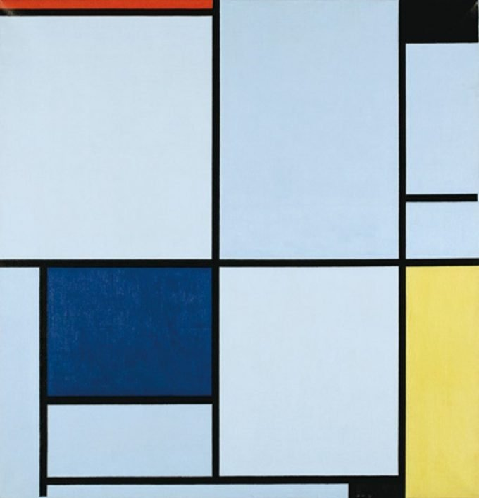 Piet Mondriaan, Tableau l, 1921