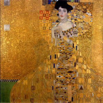 Gustav Klimt, Adele Bloch-Bauer 1
