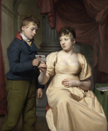 De minnebrief, Willem Bartel van der Kooi, 1808