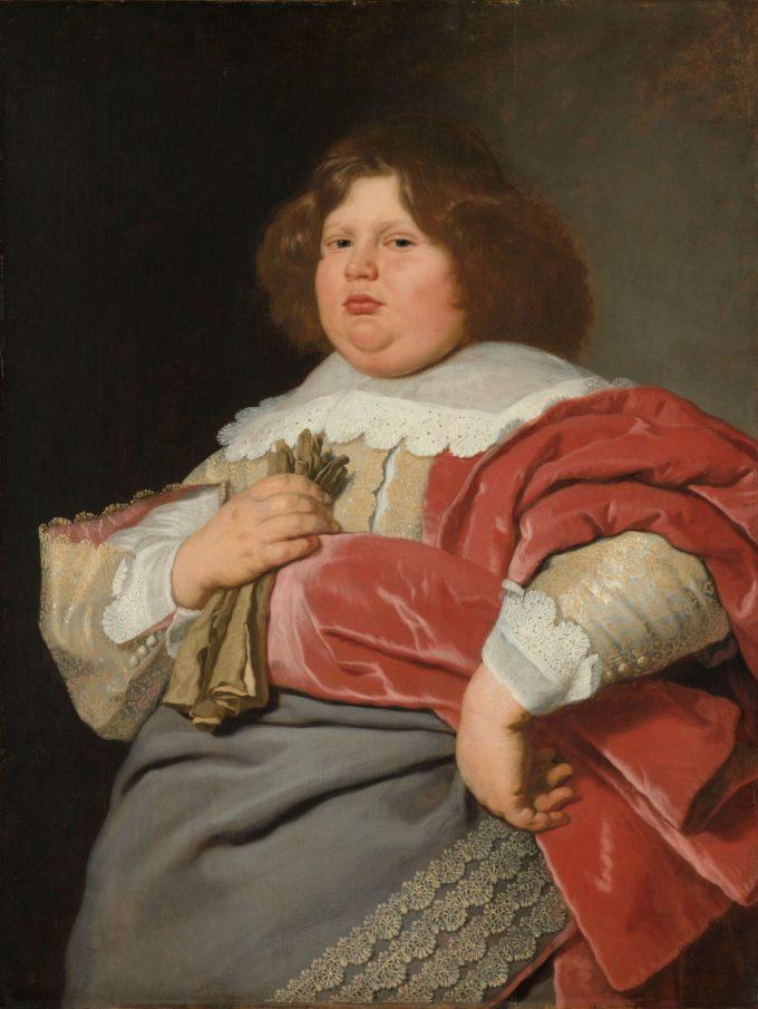 Portret van Gerard Andriesz Bicker, Bartholomeus van der Helst, ca. 1642