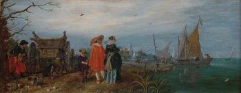 Herfst, Adriaen Pieterszoon van de Venne, 1625