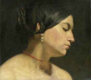 Maria Magdalena, Lourens Alma Tadema, 1854