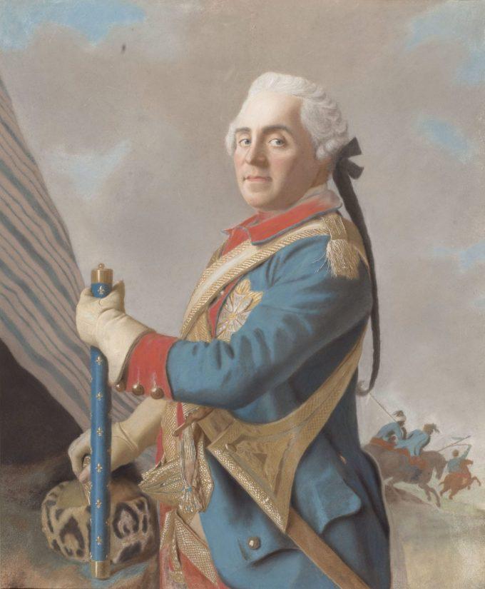 Graf von Sachsen