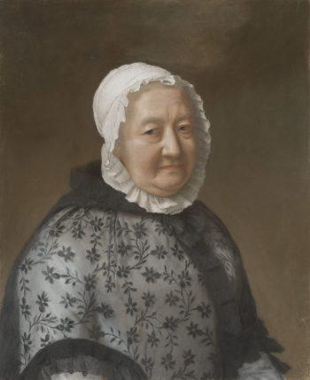 Marie Congnard-Bathailhy, Jean-Etienne Liotard, 1757