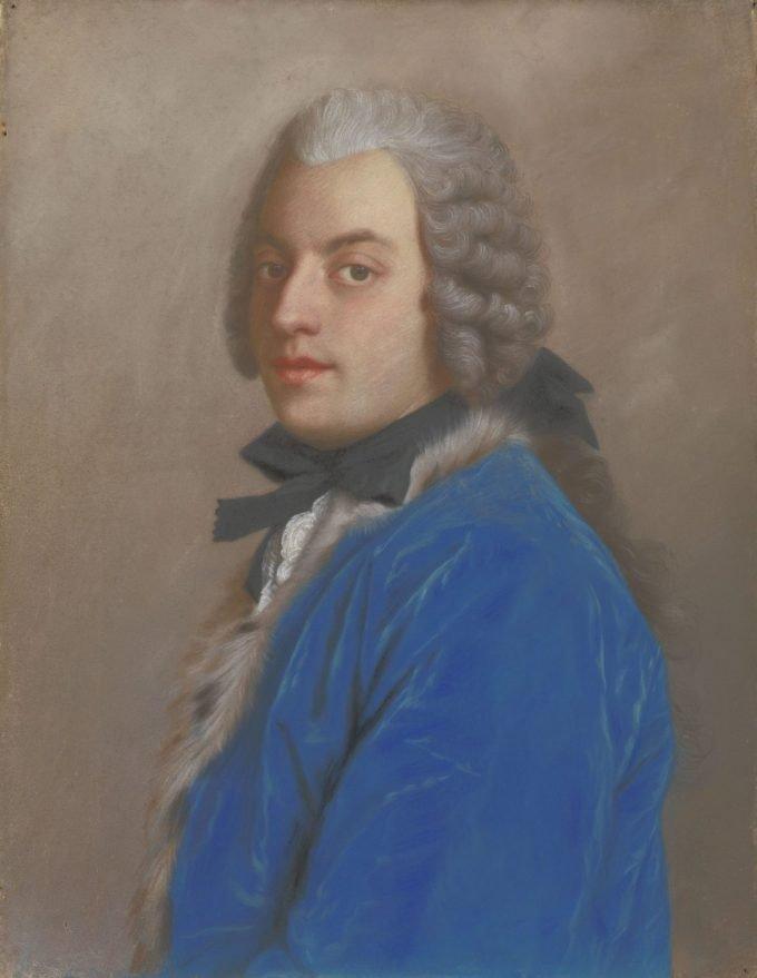 Graaf Francesco Algarotti, Jean-Etienne Liotard, 1745