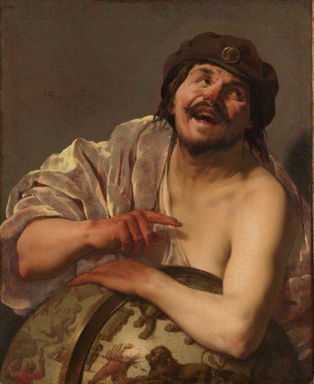 Democritus, Hendrick ter Brugghen, 1628