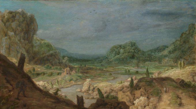 Rivierdal, Hercules Segers, ca. 1626 - ca. 1630