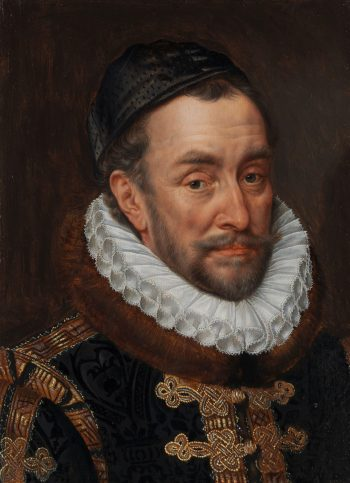 Willem van Oranje, Adriaen Thomasz. Key, ca. 1579