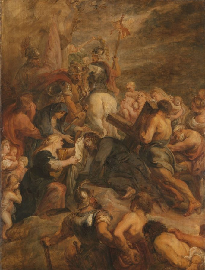 Kruisdraging, Peter Paul Rubens, 1634 - 1637