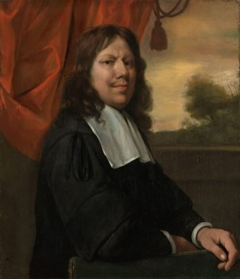 Zelfportret, Jan Havicksz. Steen, ca. 1670