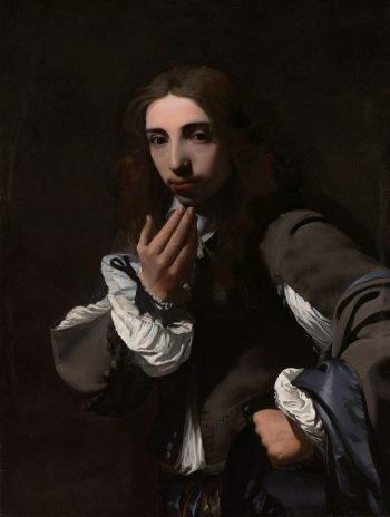 Portret van Joseph Deutz, Michael Sweerts, ca. 1648 – ca. 1649