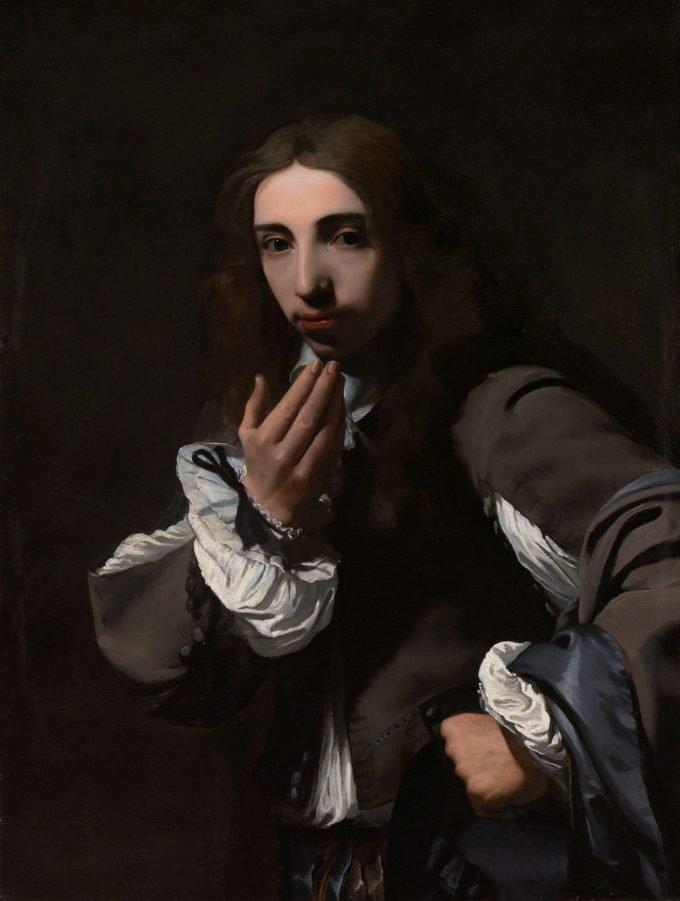 Portret van Joseph Deutz, Michael Sweerts, ca. 1648 - ca. 1649
