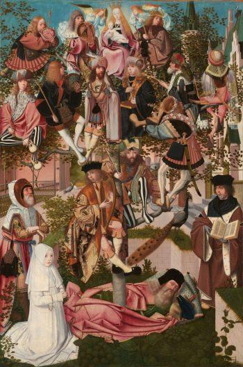 De boom van Jesse, Geertgen tot Sint Jans (omgeving van), ca. 1500