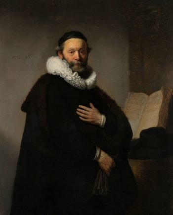 Johannes Wtenbogaert, Rembrandt van Rijn, 1633