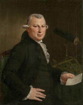 Portret van Hendrick de Hartog, Adriaan de Lelie, 1790