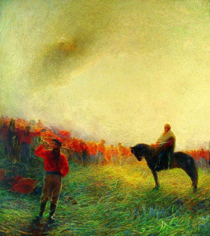 Garibaldi, Plinio Nomellini