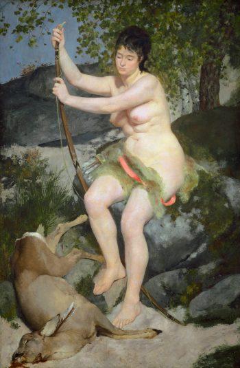 Pierre-Auguste, Diana, 1867