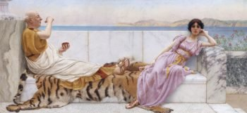 John William Godward, 80 en 18, 1898