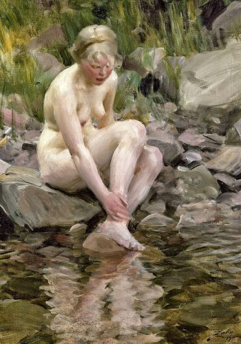 Anders Zorn, Dagmar, 1911