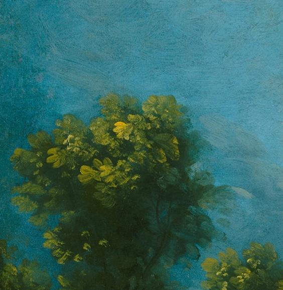 François Boucher, Vénus consolant l'Amour, 1751