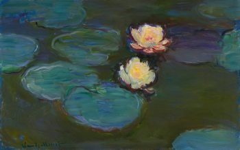 Claude Monet, Waterlelies uit 1898